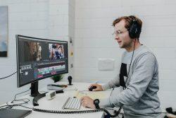 Josh Janssen editing
