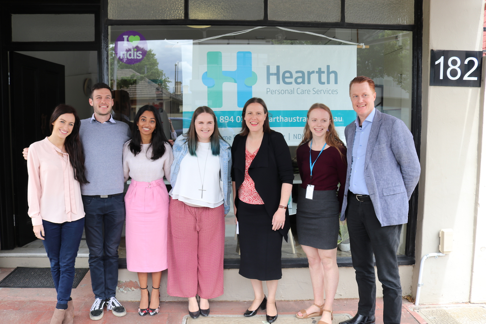 The Hearth team welcomes Kelly O'Dwyer